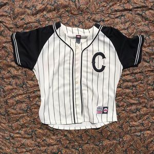 Tops - Chicago cubs baseball jersey sz xs